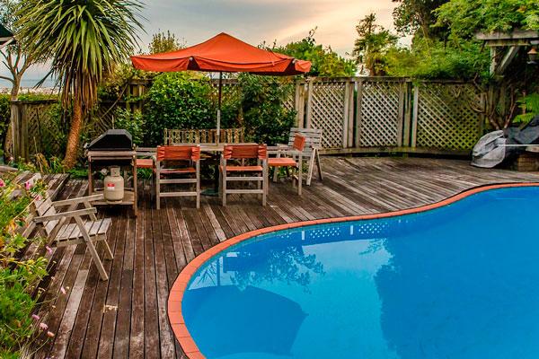 accesorios para la protección de piscinas